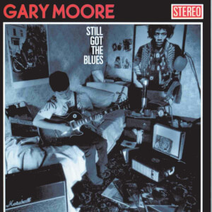 Gary Moore - Still Got The Blues LP