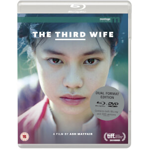 The Third Wife (Montage Pictures) Dual Format (Blu-Ray & Dvd) Edition
