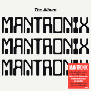 Mantronix - The Album LP
