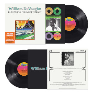 William DeVaughn - Be Thankful For What You Got LP