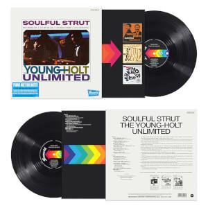 Young Holt Unlimited - Soulful Strut LP