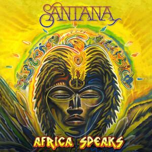 Santana - Africa Speaks LP