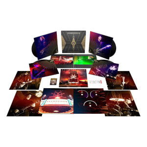 Soundgarden - Live From The Artists Den Super Deluxe 4xLP Set