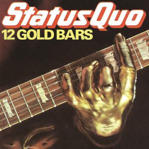 Status Quo - 12 Gold Bars LP