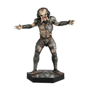 "Eaglemoss Figure Collection - Predator Resin 5.5"" Figurine"