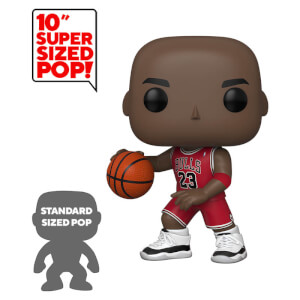 NBA Chicago Bulls - Michael Jordan 10-Inch Pop! Vinyl Figur