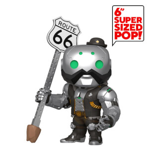 Overwatch B.O.B. 6 inch Pop! Vinyl Figure