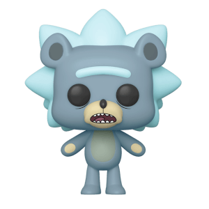 Figurine Pop! Rick Nounours - Rick et Morty