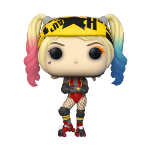 Birds of Prey Harley Quinn (Roller Derby) Funko Pop! Figuur