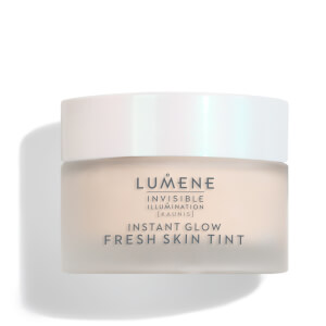 Lumene Invisible Illumination [KAUNIS] Instant Glow Fresh Skin Tint Universal 30ml (Various Shades)