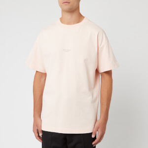 Acne Studios Men's Jaxon T-Shirt - Dusty Pink