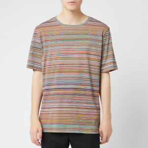 Missoni Men's Patterned T-Shirt - Multi