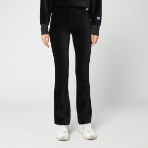Champion Women's Bell Bottom Pants - Black