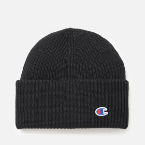 Champion Women's Ribbed Beanie - Black