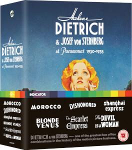 Marlene Dietrich & Josef von Sternberg at Paramount, 1930-1935 (Limited Edition)