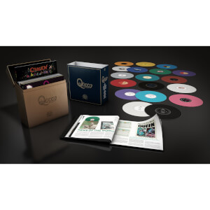 Queen - Complete Studio Collection LP Boxset