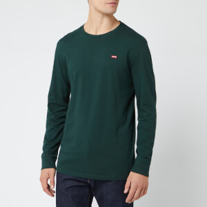 Levi's Men's Long Sleeve Housemark Top - Pine Grove
