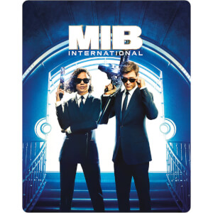 Men in Black: International 4K Ultra HD - Steelbook Edición Limitada Exclusivo Zavvi