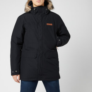 Columbia Men's Marquam Peak Parka - Black