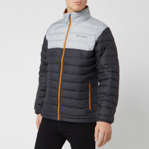 Columbia Men's Powder Lite Jacket - Shark/Columbia Grey