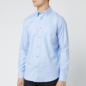 Ted Baker Men's Zachari Long Sleeve Shirt - Light Blue