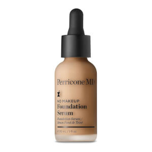 No Makeup Foundation Serum Buff - Outlet
