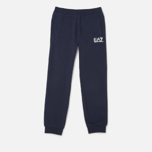 Emporio Armarni EA7 Boys' Train Core ID Coft Pants - Navy