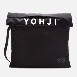 Y-3 Men's Tote Bag - Black