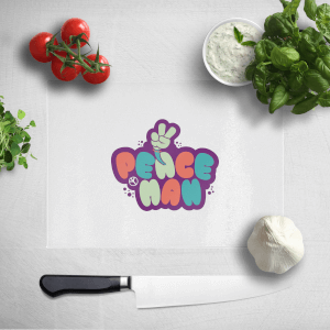 Peace Man Chopping Board