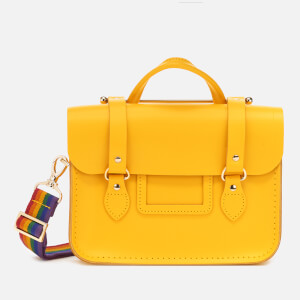 The Cambridge Satchel Company Women's Melody Bag - Spectra Yellow/Rainbow