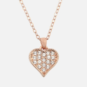 Ted Baker Women's Heyna Hidden Heart Pendant - Rose Gold