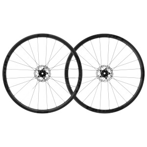 Fast Forward F3 DT350 Disc Brake Clincher Wheelset