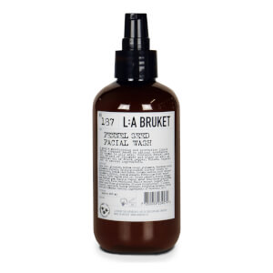 L:A BRUKET Facial Wash 200ml