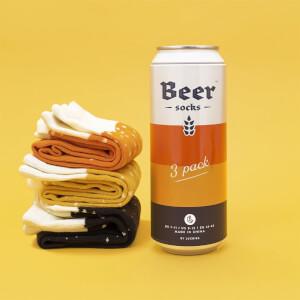 Beer Socks - 3 Pack