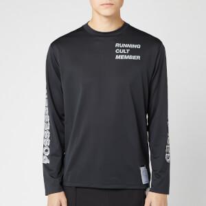 Satisfy Men's Light Long T-Shirt - Black
