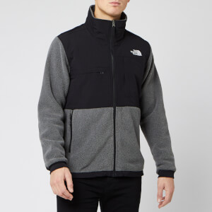 The North Face Men's Denali 2 Fleece Jumper - Charcoal Grey Heather