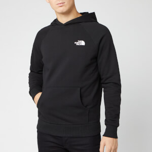 The North Face Men's Raglan Redbox Hoody - TNF Black