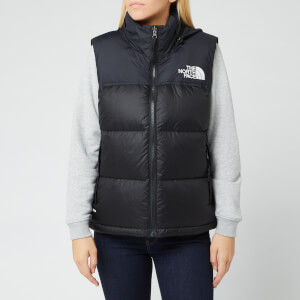 The North Face Women's 1996 Nuptse Vest - TNF Black