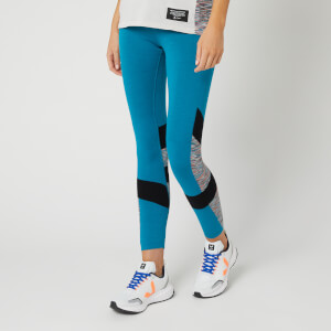 adidas X Missoni Women's How We Do Tights - Black/Active Teal/Whitea