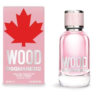 DSQUARED2 Wood Pour Femme EdT