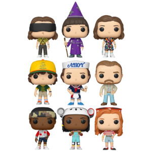 Stranger Things (Dritte Staffel) Pop! Bündel