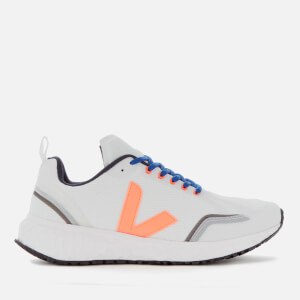 Veja Men's The Condor Running Shoes - White/Orange