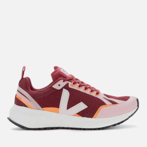 Veja Women's The Condor Running Shoes - Grenat/Dhalia