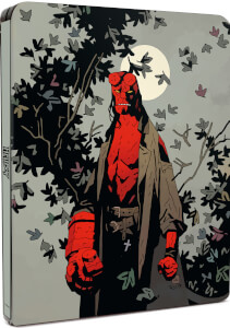 Hellboy - 4K Ultra HD Zavvi Exclusive Steelbook
