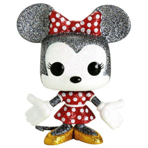 Figura Funko Pop! - Minnie Mouse EXC Diamond Glitter - Disney