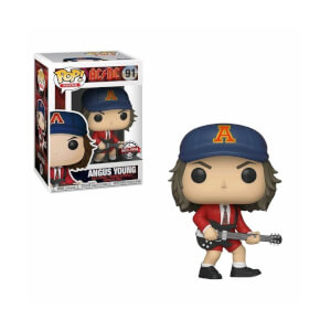 Pop! Rocks AC/DC Angus Young EXC Pop! Vinyl Figure