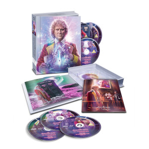 Doctor Who - The Collection - Season 23 - Limited Edition Packaging