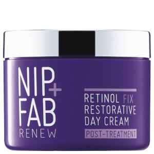 NIP+FAB Retinol Fix Restorative Day Cream Post-Treatment 50ml