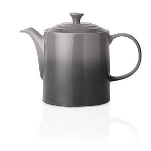 Le Creuset Stoneware Grand Teapot - Flint