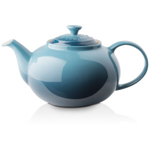Le Creuset Stoneware Classic Teapot - Marine